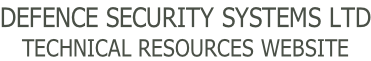 Defence Security Systems Ltd Technical Resources Website